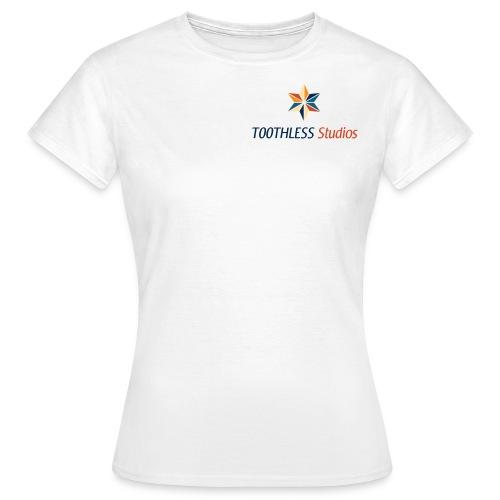 T00THLESS Studios T-Shirt (Women)  - Women's T-Shirt