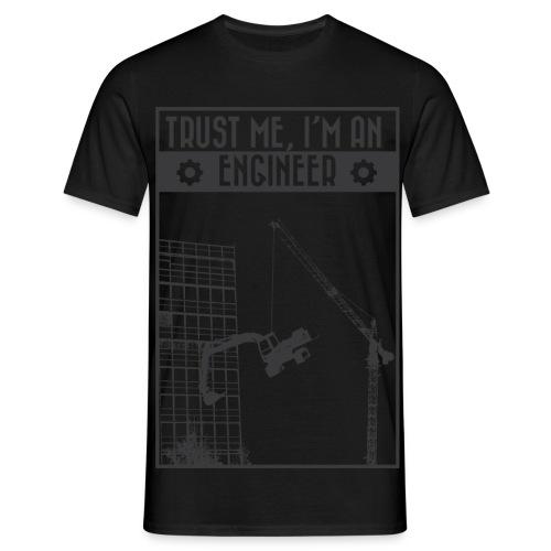 Engineer - Männer T-Shirt