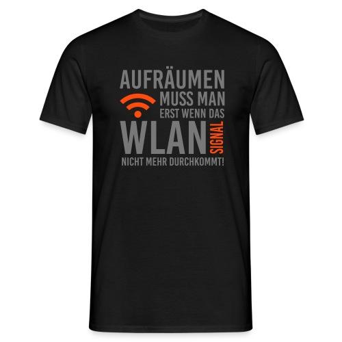 WLAN - Männer T-Shirt