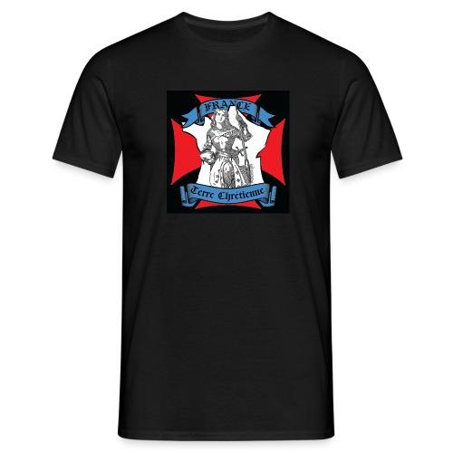 France Terre Chrétienne - T-shirt Homme