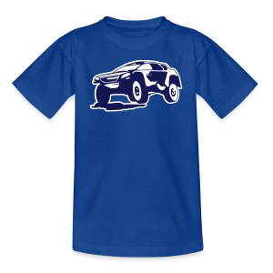 Rally, Rallye (2 color) T-Shirts - Kinder T-Shirt