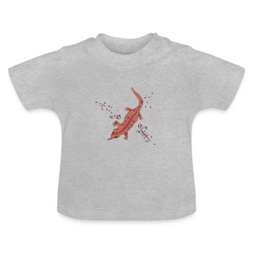 Salamander Baby T-Shirt girl - Baby T-Shirt