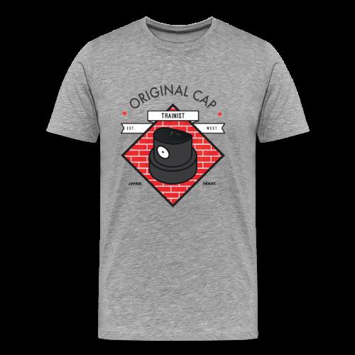 • Original Cap Classic • - T-shirt Premium Homme