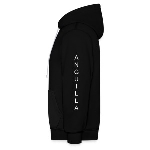 Anguilla - Contrast Colour Hoodie