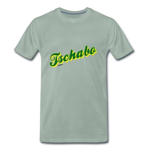 Tschabo - Männer Premium T-Shirt