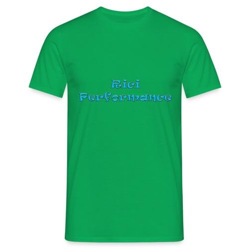 Rici Performance T-shirt - Männer T-Shirt