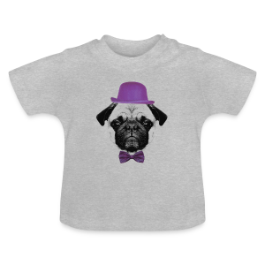 Mops Puppy - Baby T-Shirt