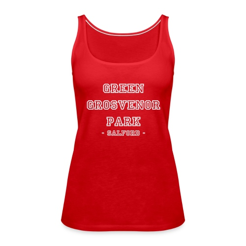Ladie's Grosvenor Vest - Women's Premium Tank Top