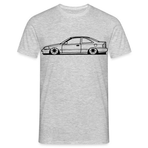 EK QP - Männer T-Shirt