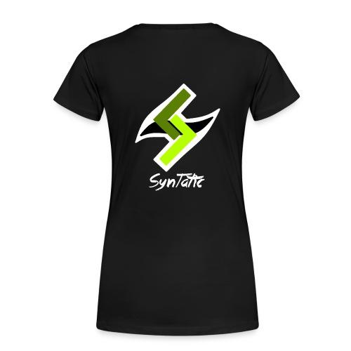 Logo Shirt Women - Frauen Premium T-Shirt