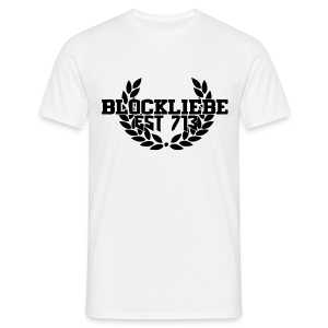 'Classic Black' Emblem / Shirt for Male - Männer T-Shirt