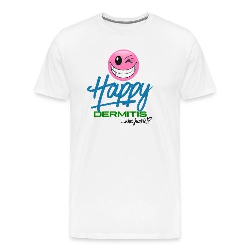 HD Basix Shirt V1 Male - Männer Premium T-Shirt