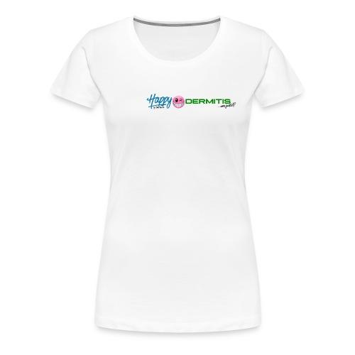 HD Basix Shirt V2 Female - Frauen Premium T-Shirt
