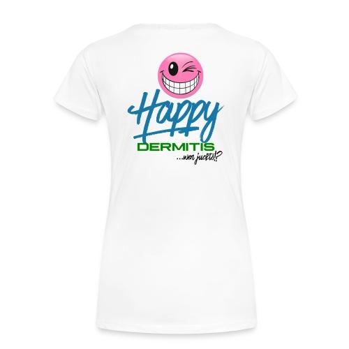 HD Basix Shirt V1 Female - Frauen Premium T-Shirt