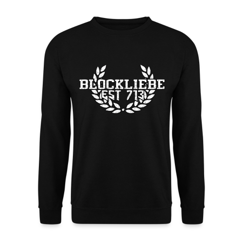 Blockliebe Emblem / Sweater for Male - Männer Pullover