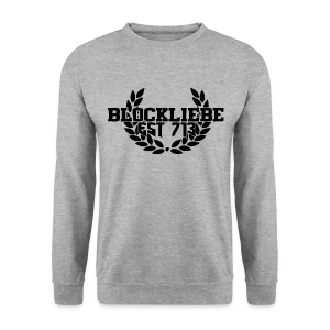 'Classic Black' Emblem / Sweater for Male - Männer Pullover