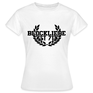 'Classic Black' Emblem / Shirt for Female - Frauen T-Shirt