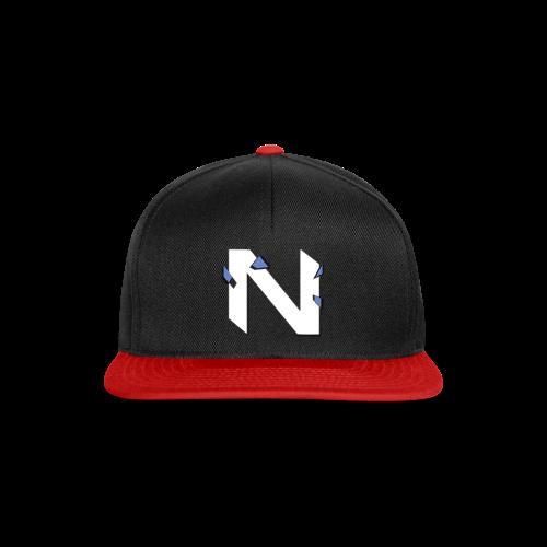NKE ND - Pet (zwart/rood) - Snapback cap