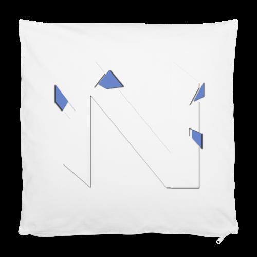 NKE ND - Kussensloop (wit) - Kussensloop 40 x 40 cm