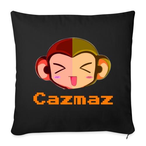 Cazmaz Logo Pillow - Sofa pillow cover 44 x 44 cm