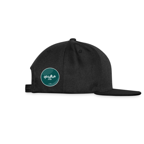 ApollonTrax | Logo | Cap - Snapback Cap