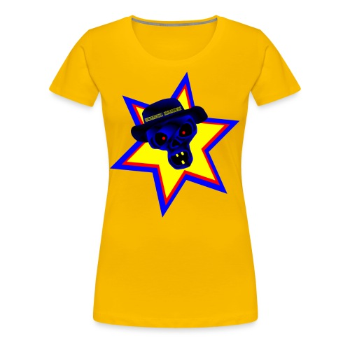 Boandlkramer bunt - Frauen Premium T-Shirt