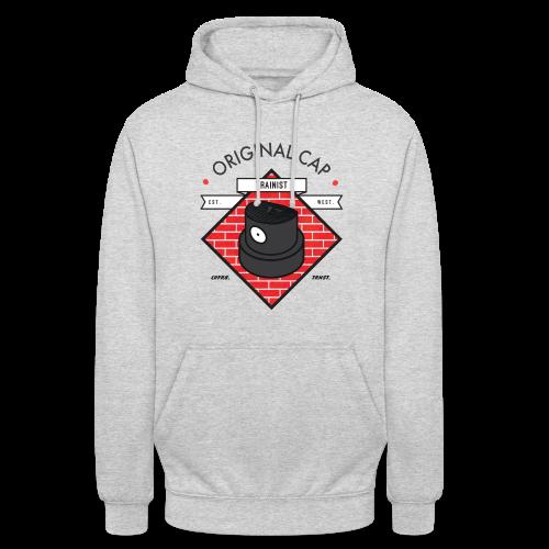 • Original Cap Classic SWEAT • - Sweat-shirt à capuche unisexe