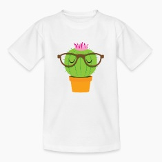 Cute nerdy little cactus Shirts