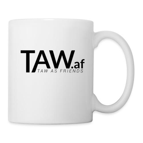 TAW.af Mug SIngle Logo Right Hand - Mug