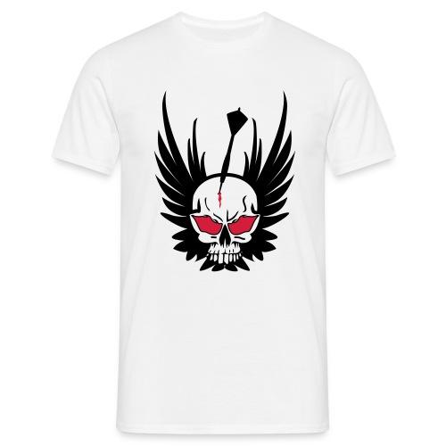 Totenkopf shirt - Männer T-Shirt