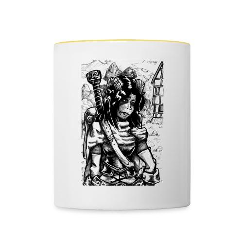 Tasse Aelyn - Mug contrasté