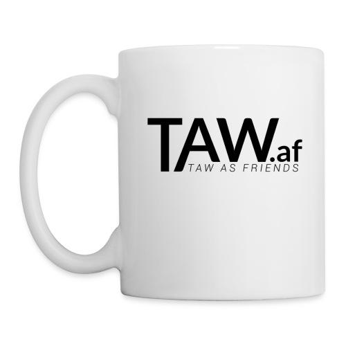 TAW.af Mug SIngle Logo Left Hand - Mug