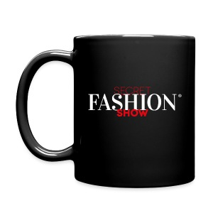 Secret Fashion Show® Tasse - Tasse einfarbig