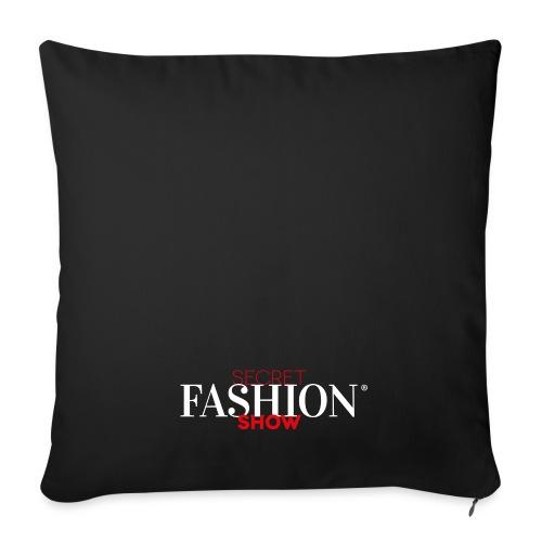 Secret Fashion Show® Kissen - Sofakissenbezug 44 x 44 cm