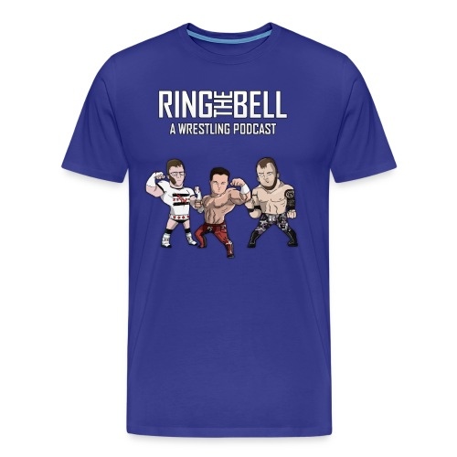 Ring The Bell Men's Tee - Men's Premium T-Shirt