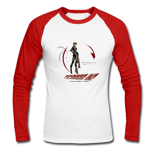 Terror Inc T SHirt - T-shirt baseball manches longues Homme
