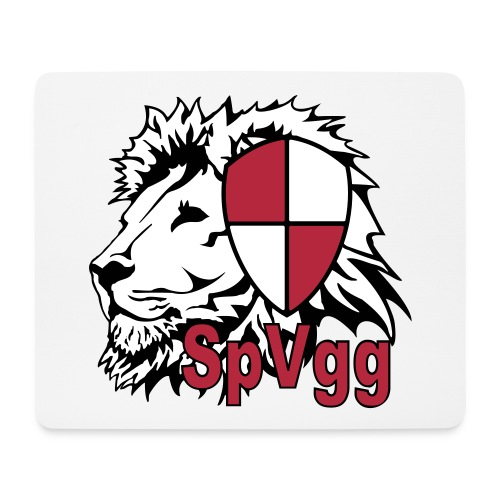 Mousepad SpVgg - Mousepad (Querformat)