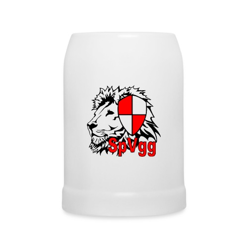 Bierkrug SpVgg - Bierkrug