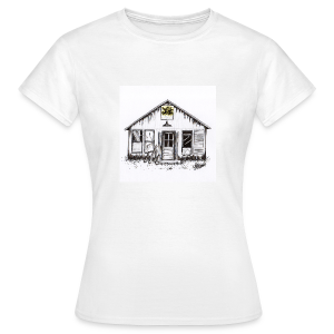 Lost House - T-shirt Femme