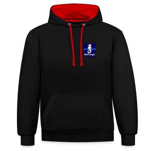 Unisex hoodie - Contrast Colour Hoodie