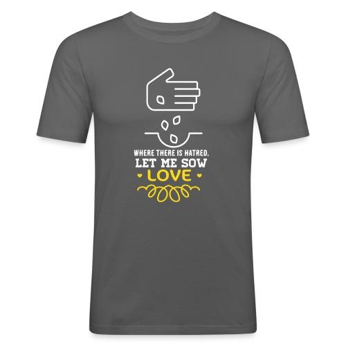 Slim Fit Shirt - slim fit T-shirt
