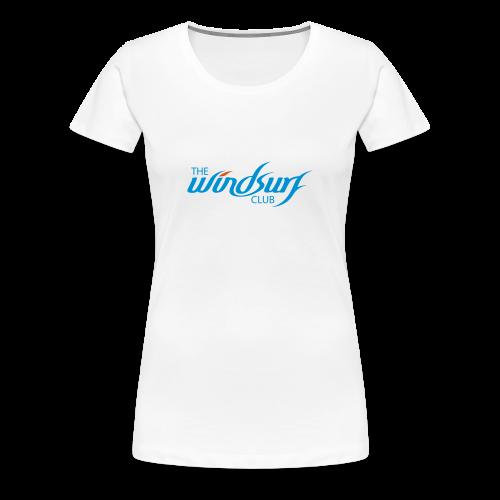 Womens club tee - Women's Premium T-Shirt