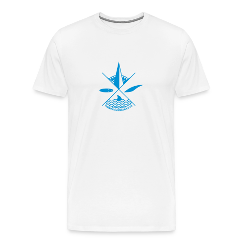 Windsurfer tee - Men's Premium T-Shirt