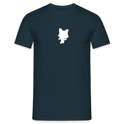 Kitten the cat: Man T-shirt - Men's T-Shirt
