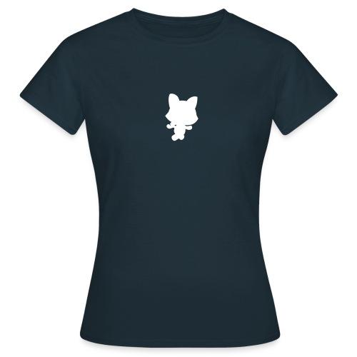 Kitten the cat: Woman  T-shirt - Women's T-Shirt