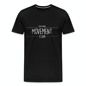 MoVeMenT - Männer Premium T-Shirt