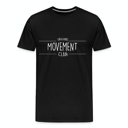 MoVeMenT - Männer Premium T-Shirt