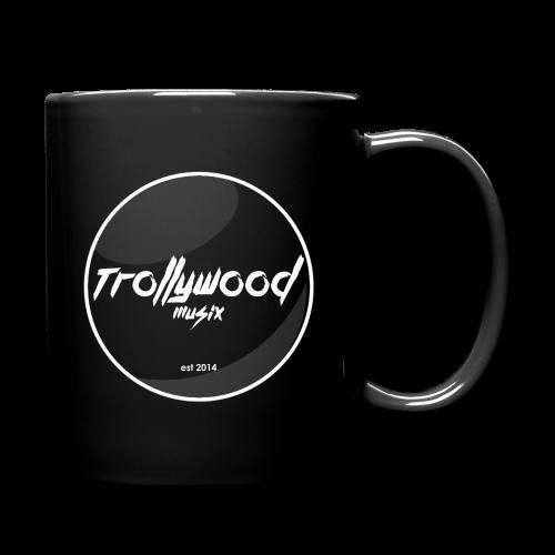 TrollywoodMusiX | Logo | Cup - Tasse einfarbig