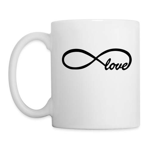 Weiße Tasse - Tasse