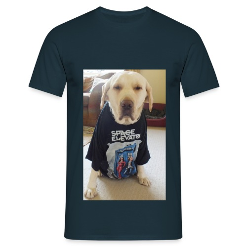 Stanley Dog T-Shirt (Male) - Men's T-Shirt